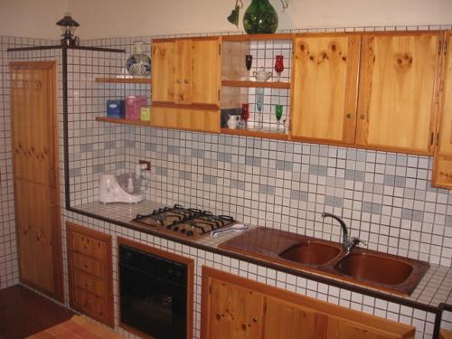 Impresa edile la porta costruzioni stile nell - Cucine in muratura palermo ...