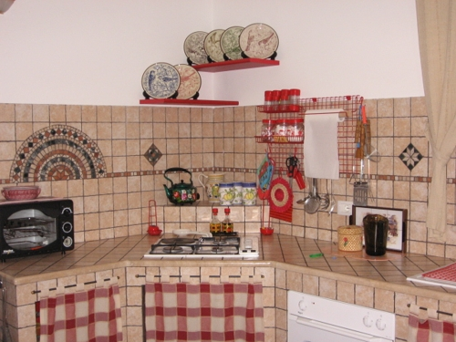 Impresa edile la porta costruzioni stile nell - Tendine per cucina ...