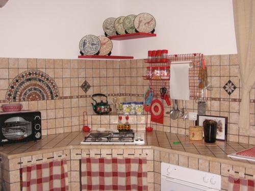 Idee Tende Cucina