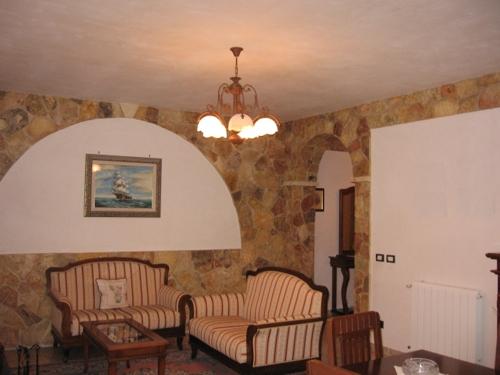 Arco in muratura per interni stunning with arco in - Archi in pietra interno casa ...